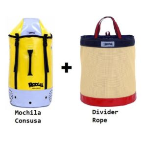 pack consusa divider rodcle