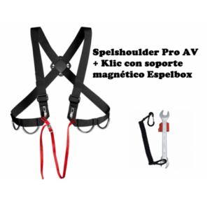 pack spelshoulder + klic