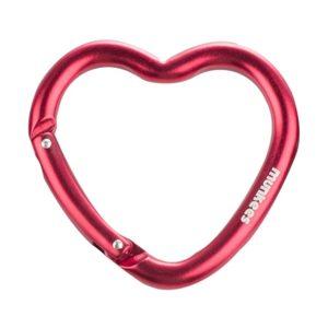mosqueton forma corazon