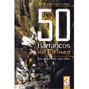 50 barrancos el pirineo