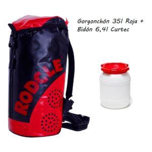 gorgonchon + bidon