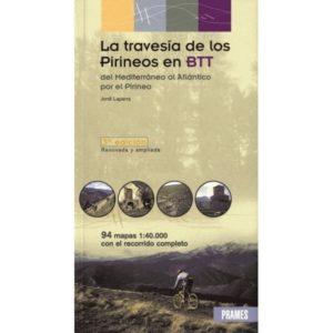 la travesia de los pirineos en btt
