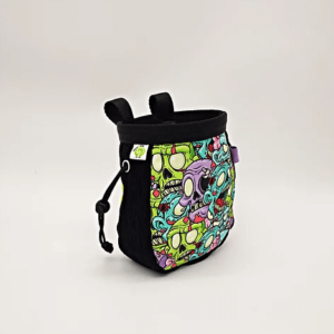 zombination chalk bag