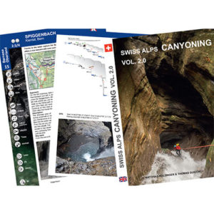 swiss alps canyoning vol 2.0